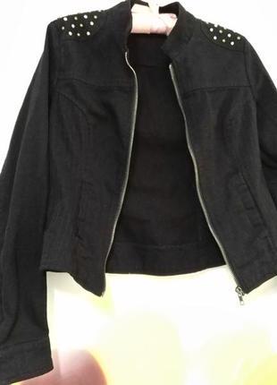 Джинсовая курточка/рубашка bonprix