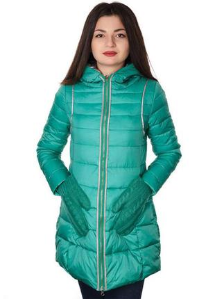 Куртка женская деми,холлофайбер