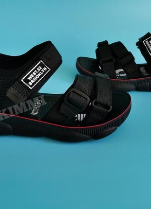 🖤 женские спортивные босоножки сандалии2 фото