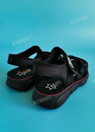 🖤 женские спортивные босоножки сандалии5 фото