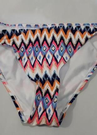 Primark  р14 купальные трусики  с завязками по бокам