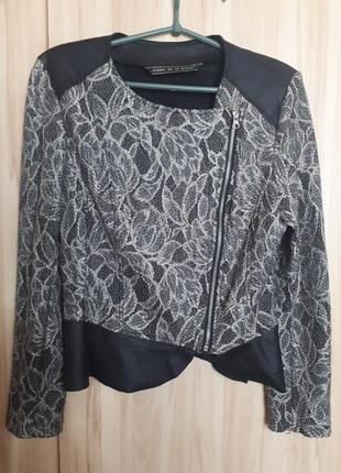Пиджак косуха