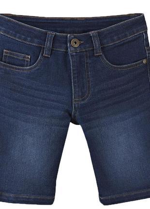 Подростковые джинсовые шорты pepperts germany
