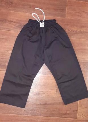 Кимоно. штаны на рост 130. новые!!!
