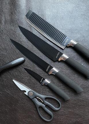 Набор кухонных ножей2 фото