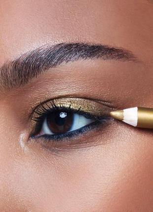 Устойчивый карандаш для глаз estee lauder double wear stay-in-place eye pencil 13 gold
