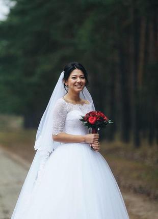 Свадебное платье 👰 (реальному покупателю-хороший торг)