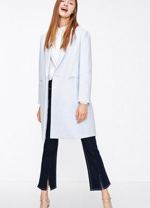 Стильное весеннее пальто пальтишко оверсайз в стиле zara