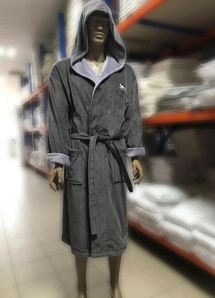 Натуральный махровый халат. длинный котоновый махровый халат. есть цвета и размеры