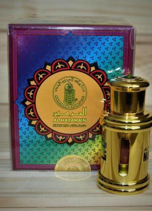 Масляные духи sheikha от al haramain 12 ml