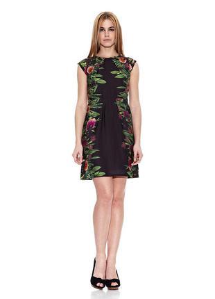 Супер платье с цветочным принтом pepe jeans london