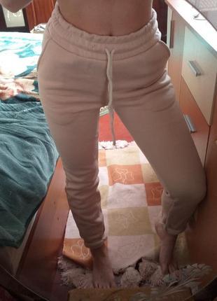 Спортивні штани з високою посадкою⚡