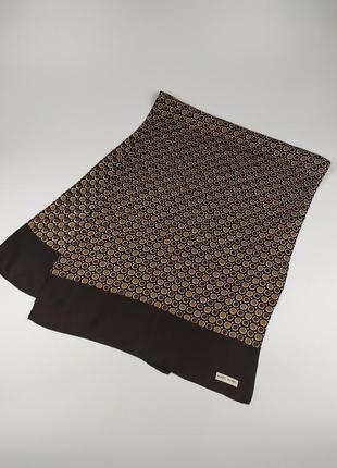 Фирменный шелковый платок mark aurel