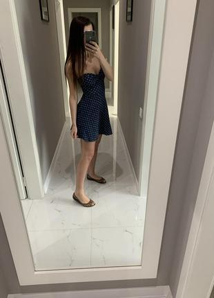 Летнее платье hollister