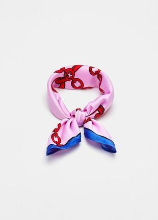 #розвантажуюсь трендовый платок повязка для волос bershka