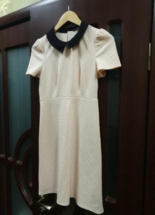Трикотажное платье atmosphere