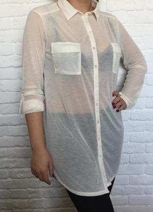 Рубашка, блузка, накидка от atmosphere.