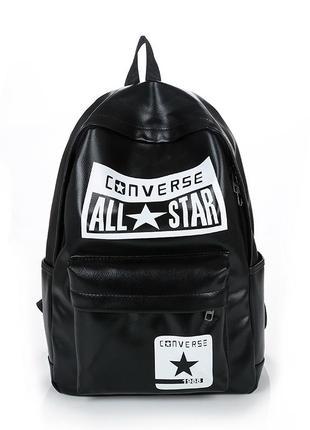 Рюкзак converse (конверс)  черный
