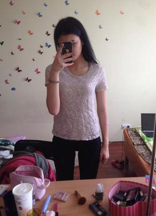 Очень красивая блуза от  h&m