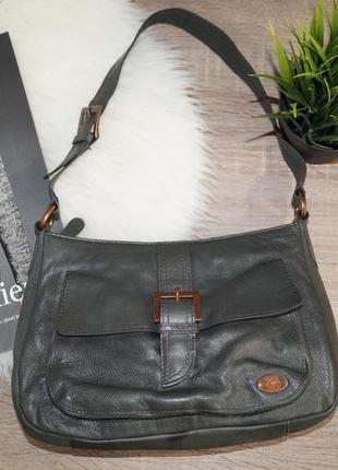 Clarks! индия! кожа! практичная сумка в классическом стиле
