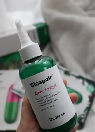 Успокаивающий тонер с экстрактом центеллы азиатской dr. jart+ cicapair toner
