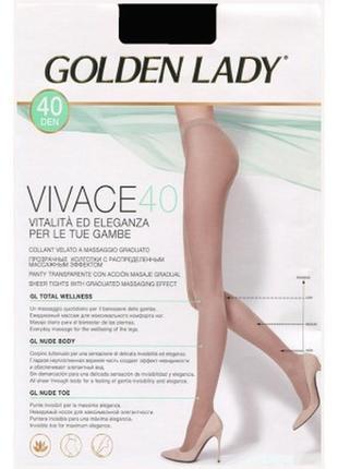 Колготы golden ledi vivace40den