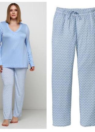 Брюки трикотажные домашние,пижама esmara германия