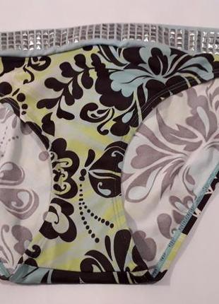 Designers р16  купальные трусики  завязки  по бокам