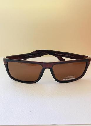 Очки солнцезащитные мужские polarized вайфарер