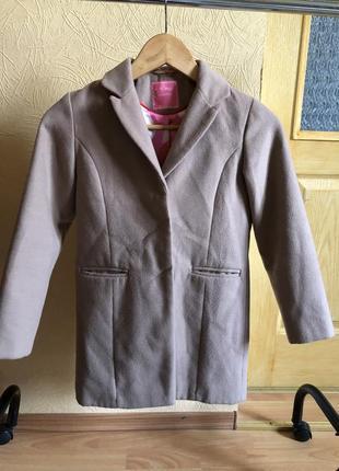 Пальто дитяче