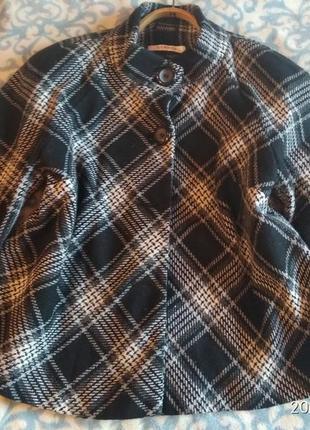 Полупольто пиджак