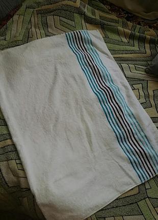 Банное полотенце махровое