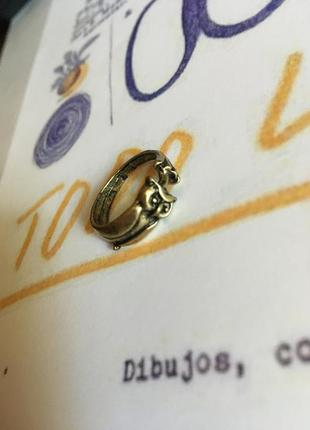 Новое кольцо сова