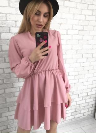 Шикарное нарядное платье коктейльное
