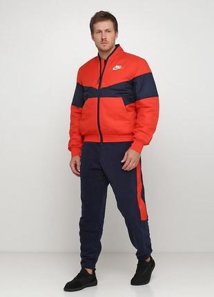 Спортивные штаны брюки nike sportswear pant cf core wntr snl оригинал! - 20%