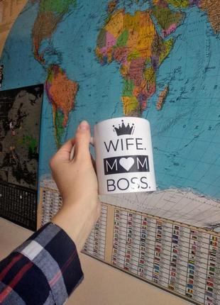 Чашка для мами