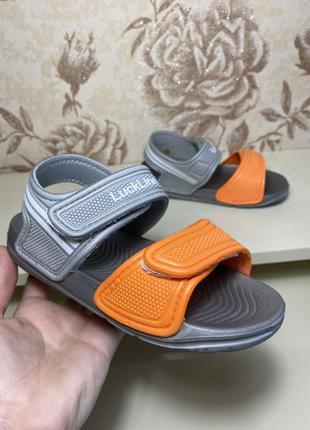 Обувь детская босоножки