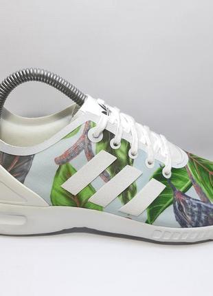 Супер цена!!!! оригинальные летние кроссовки adidas zx flux smooth