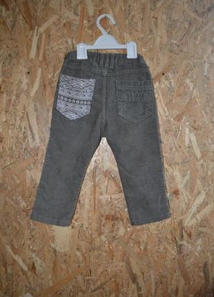 Zara штаны (2/3года)
