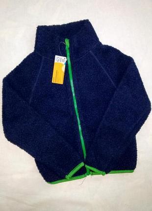 Кофта, свитер, теплая кофта/меховушка на мальчика 110-116 см.
