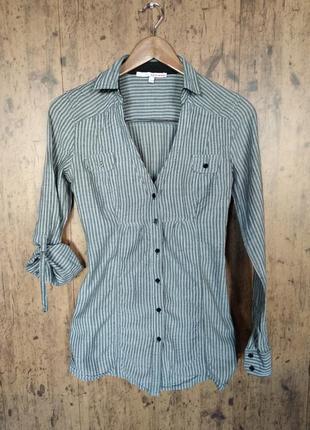 Рубашка блуза туника (s)