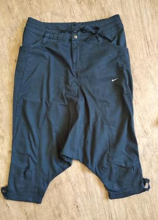 Бриджи капри укороченные штаны