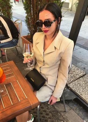 Chanel sunglasses {очки шанель} оригинал