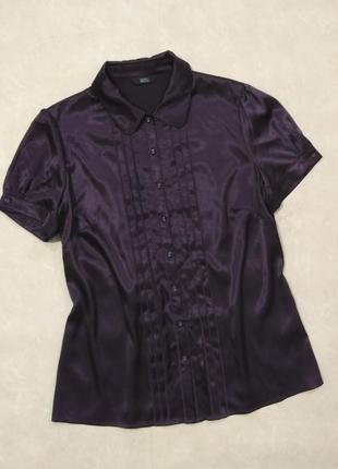 Блузка marks& spencer размер 12/l/40
