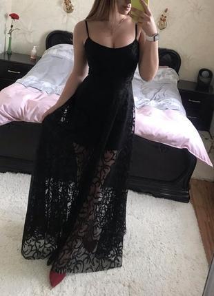 Вечернее платье 😻