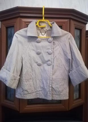 Фирменный пиджак mango.