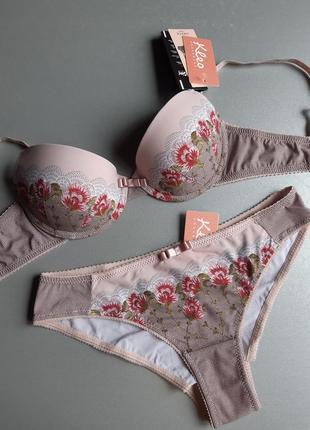 Комплект нижнего белья flower romance от tm kleo