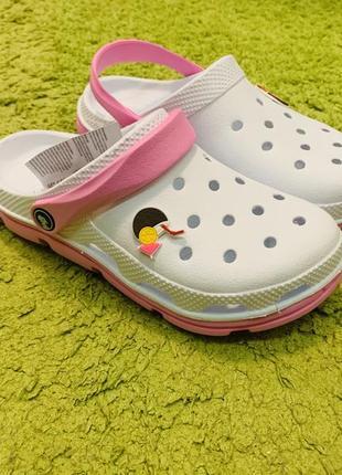Кроксы / сабо из эва босоножки , сандали в стиле crocs