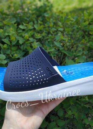 Crocs slide мужские