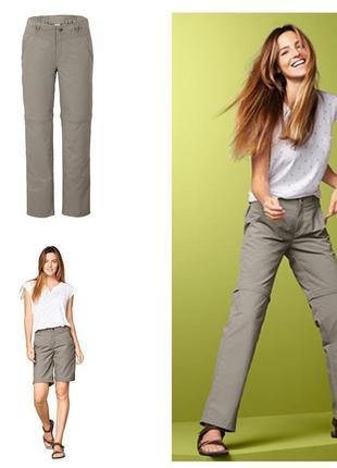 2-в-1 функциональные штаны-шорты tcm tchibo германия